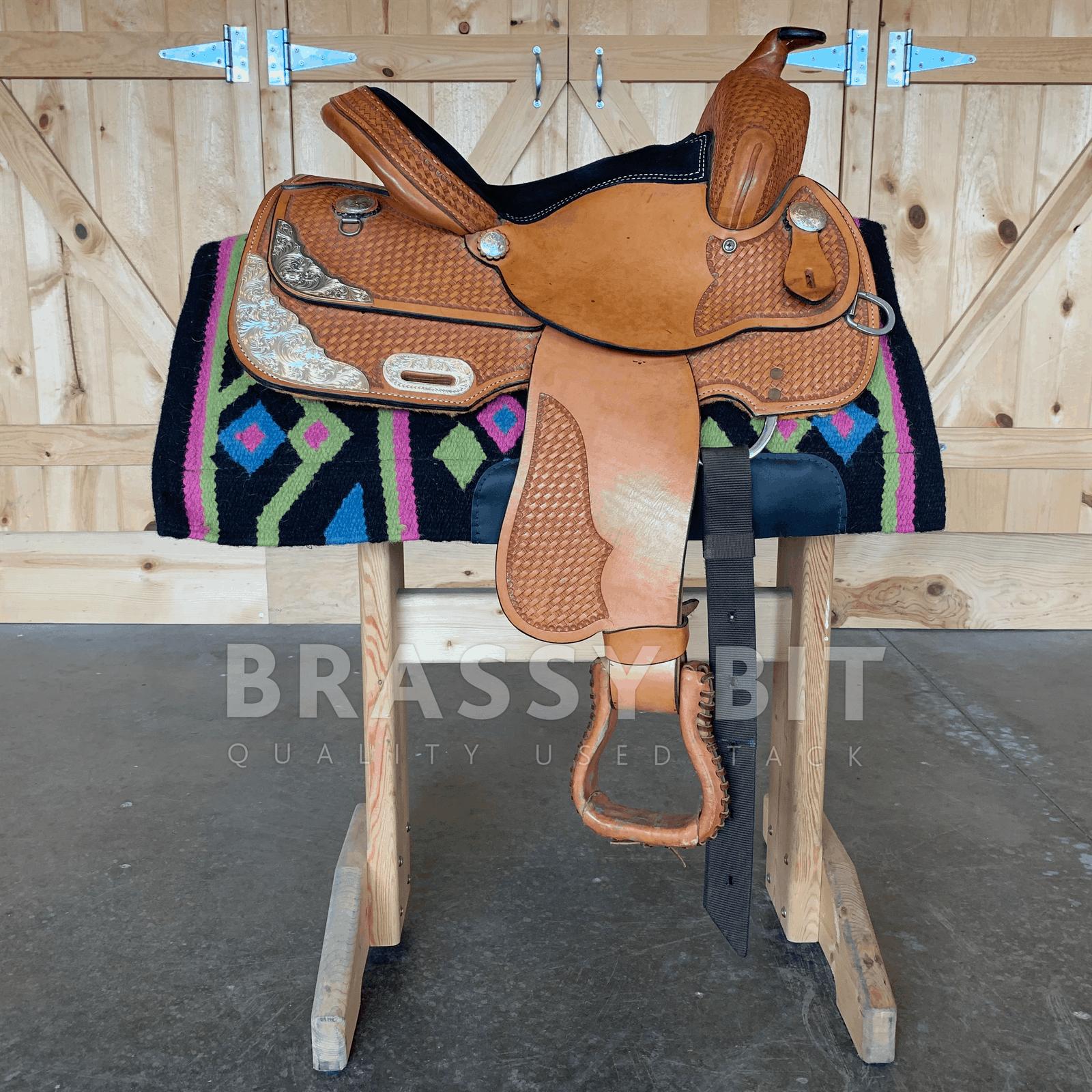 Brassy Bit Tack - Quality Used Tack, Second hand saddles